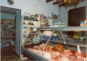 Le magasin en 1987